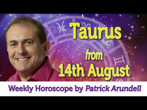 Weekly Taurus Horoscope from August 28th 21st 2017