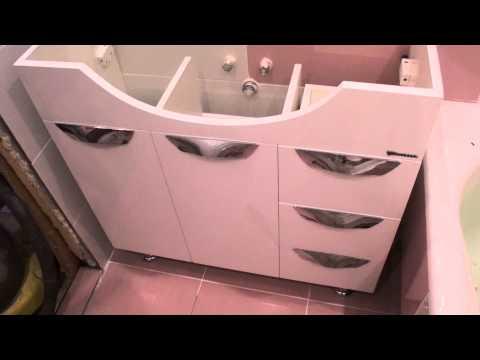 3 Проблемы  мебели Bellezza в Ремонте Ванной Комнаты