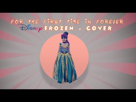 For The First Time In Forever - Disney Frozen - Cover By QUINN SALMAN