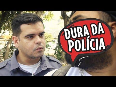 DURA DA POLÍCIA