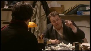 Black Books Season 1 Epizode 1 - Cooking The Books