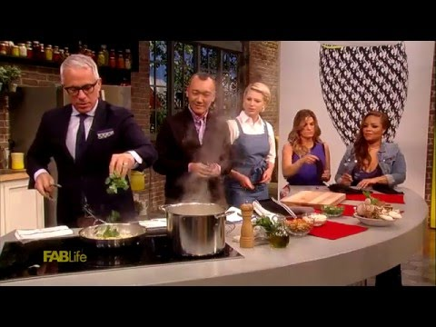 Cooking With Geoffrey Zakarian