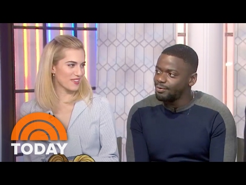 Allison Williams And CoStars Talk New Movie 'Get Out'  TODAY