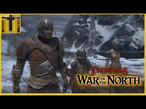 [1] Lord of the Rings: War in the North- Taking a look