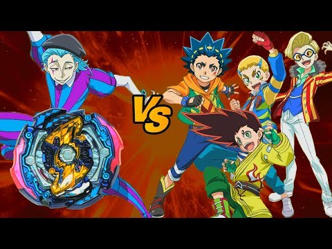 Judgement Joker Vs All GT Bey Battle ! Beyblade Burst Gachi GT - ベイブレードバーストGT - Starboy Kids Toy