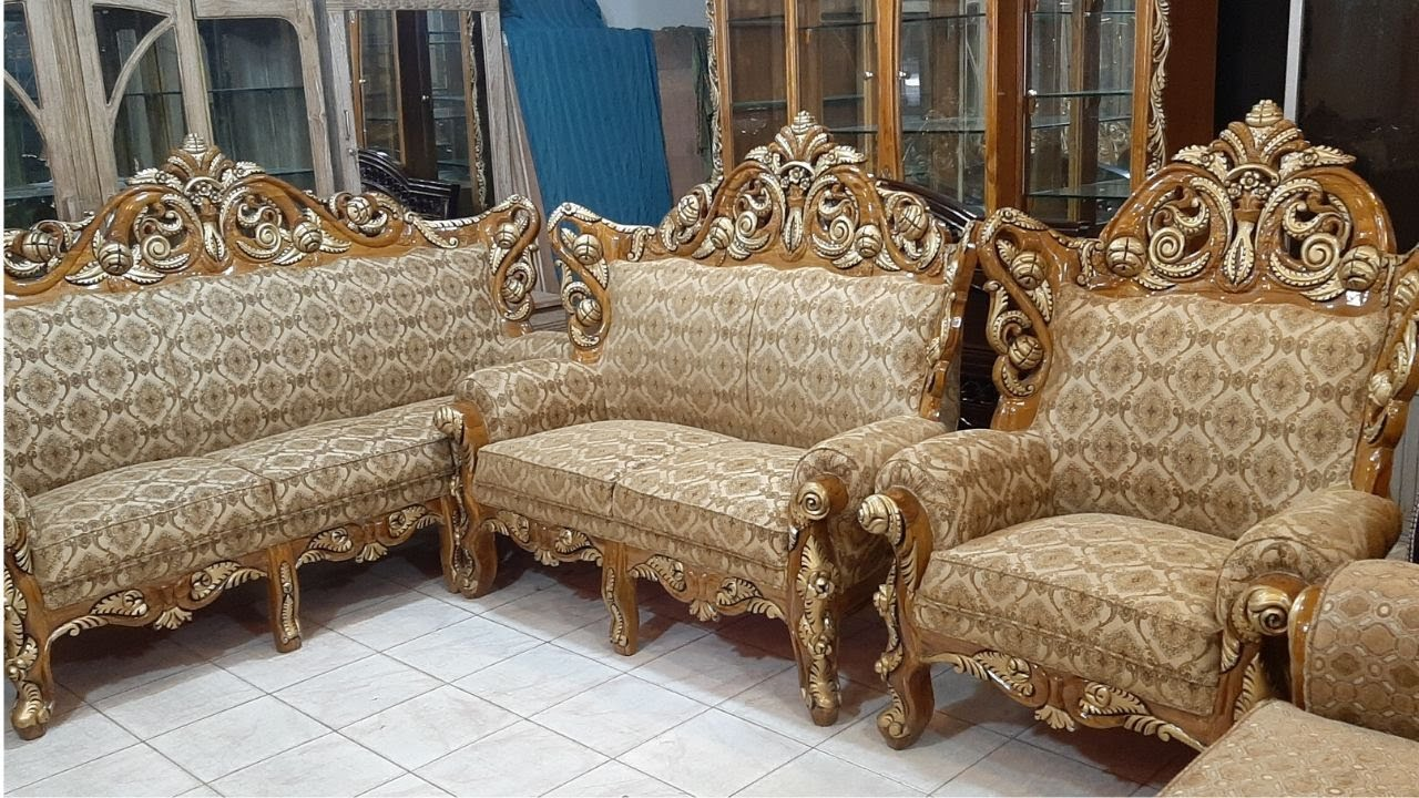 Modern And Luxury Royal Sofa Sets Wedding Furniture With