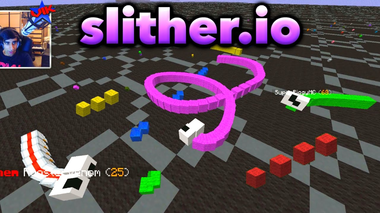 how to get to slither.io via ip