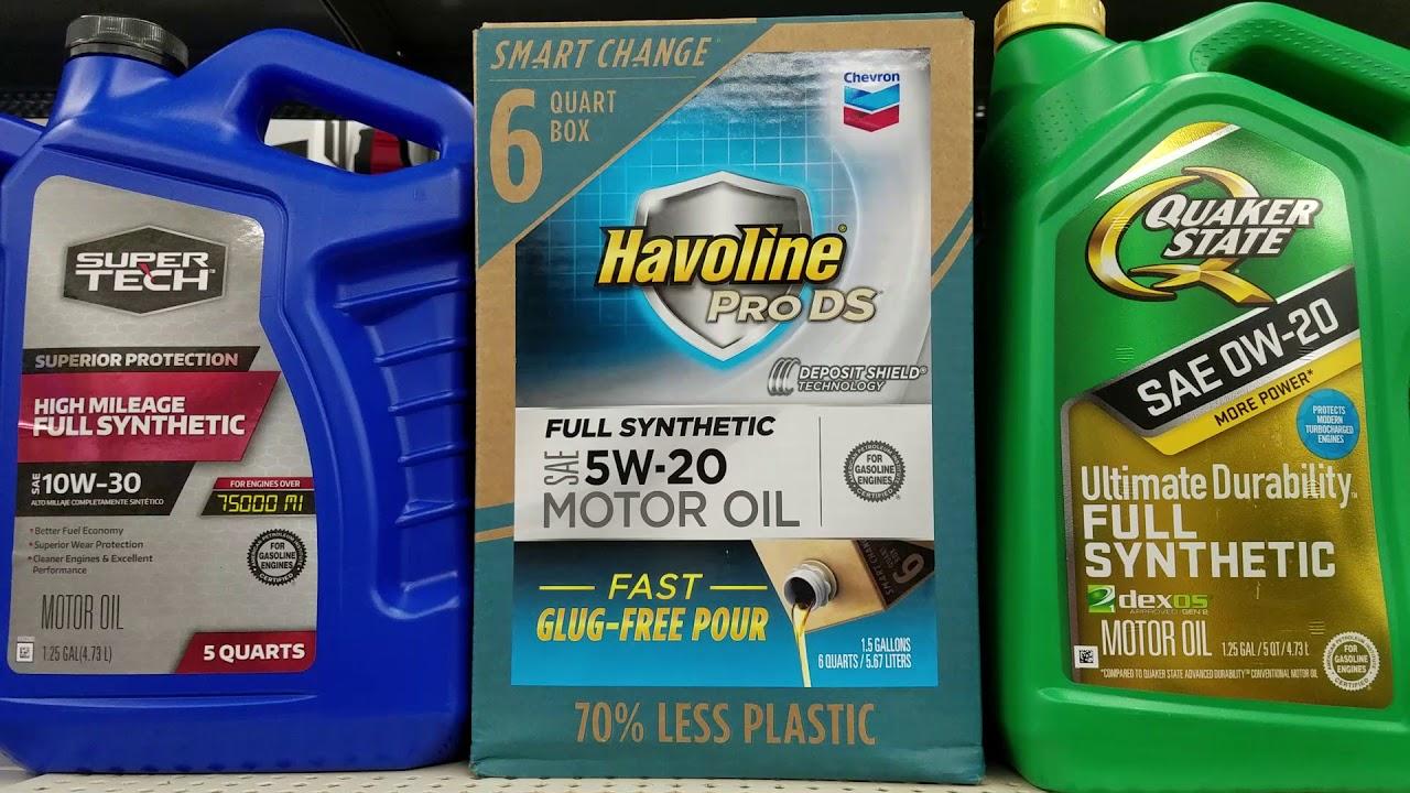 Havoline Boxed Oil at Walmart: Best Deal on Motor Oil, Plus Eco Friendly  Packaging