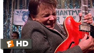 Johnny B. Goode - Back to the Future (9/10) Movie CLIP (1985) HD(Back to the Future movie clips: http://j.mp/1BcYInh BUY THE MOVIE: http://amzn.to/veXQMg Don't miss the HOTTEST NEW TRAILERS: http://bit.ly/1u2y6pr CLIP ..., 2011-05-27T07:36:04.000Z)