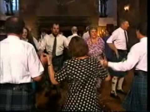 The Scottish Fiddle Orchestra - The Dashing White Sergeant.