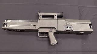 Самые необычные виды оружия - Автомат H&K G11