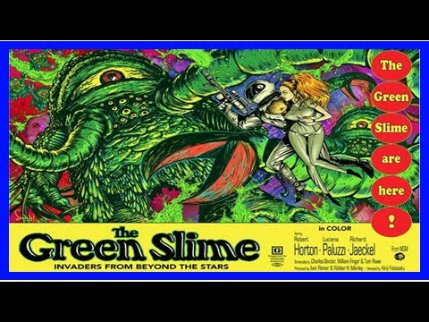Breaking News | The green slime oozes back from warner archive