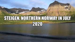 Steigen, Northern Norway (Midnight Sun)