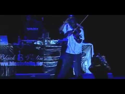 Dubai black violin brandenburg performance