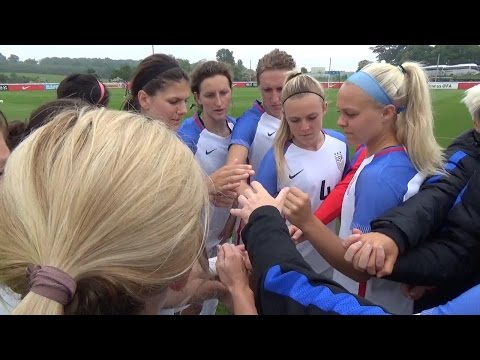 U23 WNT vs. Norway: Highlights  June 4, 2016