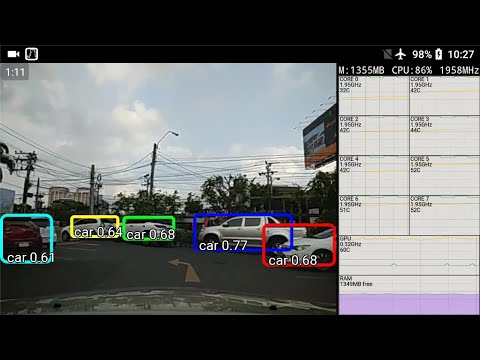 Object Detection with TensorFlow Lite on Android Phone