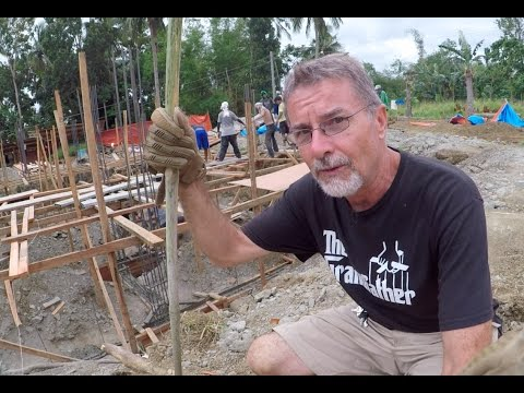 VILLA FELIZ - EPISODE 26: THE CHICKEN HAS COME HOME TO ROOST (House Building in the Philippines)