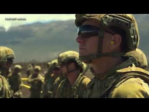 Royal Australian Regiment - RIMPAC 2016