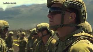 Royal Australian Regiment - RIMPAC 2016