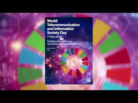 World Telecommunication and Information Society Day 2018)