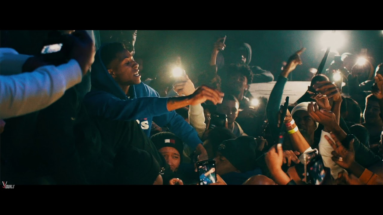 NBA Youngboy Jumps In Crowd In Chiraq Shot By JVisuals312