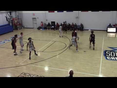 Part 7 SCU EAGLES MBB JV vs. Connors State College NJCAA 1