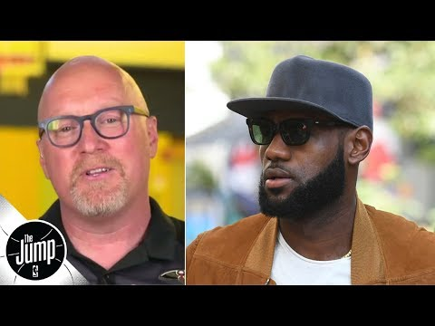 the-lebron-james-media-reaction-proves-a-point-i-was-trying-to-make---david-griffin-|-the-jump
