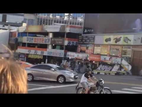 Jake and Alex vlog #1 Yongsan Electronics Market