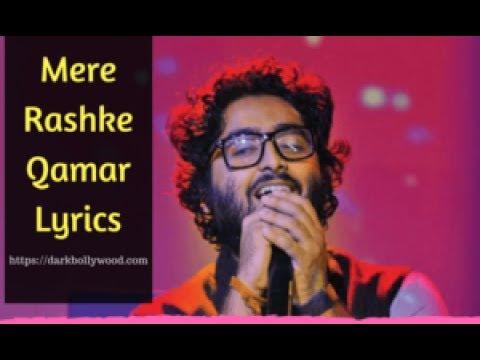 MERE RASHKE QAMAR Tu Ne Pehli Nazar  Arijit Singh Original By Rahat Fateh Ali Khan Romantic Song