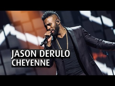 JASON DERULO - CHEYENNE - The 2015 Nobel Peace Prize Concert