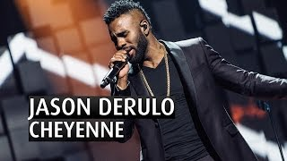 JASON DERULO - CHEYENNE - The 2015 Nobel Peace Prize Concert