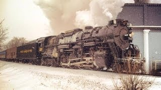The Real Polar Express - Pere Marquette 1225