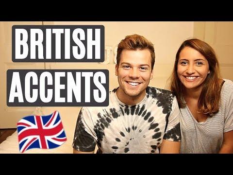 REGIONAL BRITISH ACCENTS! 🇬🇧