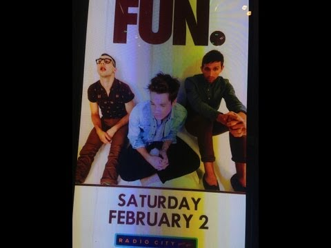 FUN  at Radio City Music Hall Compilation