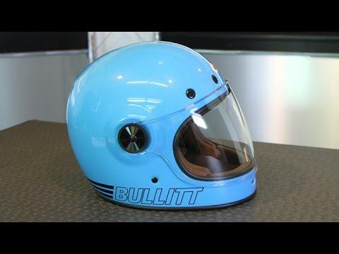 Bell Bullitt Retro Helmet   Motorcycle...