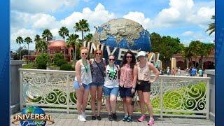 Universal Studios (Orlando) Vlog - June 2015