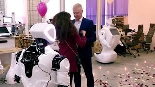 Робот сосватал невесту для своего инженера-сборщика