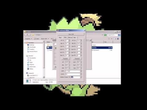 Pokemon emerald save editor online