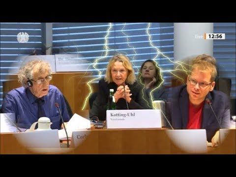 Zoff im Bundestag: Wetterforscher entlarvt Klimaschwindel