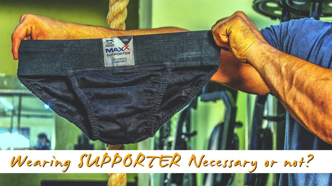 How to supporter wear for exercise fotos