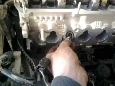 Motor Seat 2 0 Cambio De Junta De Cabeza Head Gasket