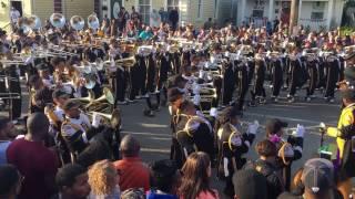 fake love alabama state marching band 2017