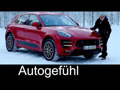 Porsche Macan Turbo Performance 440 hp FULL REVIEW test driven Sound