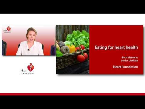 Heart Healthy Eating Principles Webinar