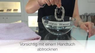 Silberschmuck reinigen - Pandora Armband | UHR.DE
