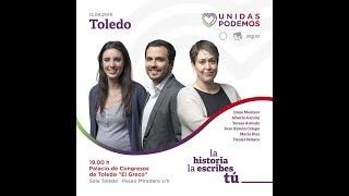 Unidas Podemos en Toledo