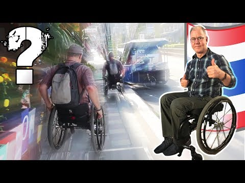 ♿ CAN YOU TRAVEL THAILAND IN A WHEELCHAIR? ♿