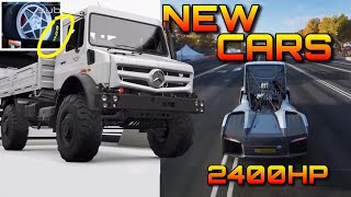Forza Horizon 4 Gameplay   New Cars, Branded Tires, 3 Dragstrip Locations & MORE!!