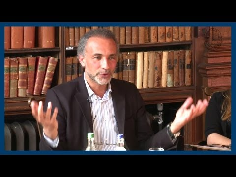 Freedom In Identity | Tariq Ramadan | Oxford Union