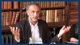 Freedom In Identity | Tariq Ramadan | Oxford Union